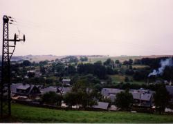 Blick über Wurzbach 1994