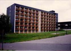Einfahrt Hotel 1994