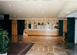 Eingangsbereich 1994