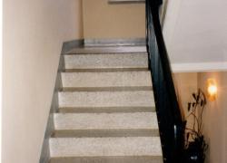 Treppenhaus 1994