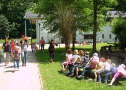 Mit der Familie die Natur Thüringens erleben