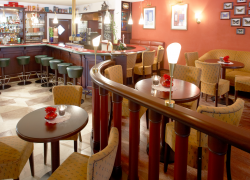 Cocktailbar im Familienhotel in Thüringen