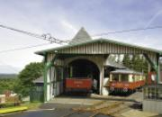 Bergbahn-Haus
