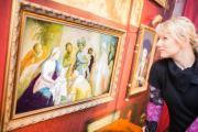 Ausstellung in der Leuchtenburg