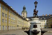 Schlosshof Brunnen
