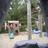 Kleinkinder Außenspielplatz